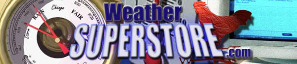 Weather Superstore - Weather books, videos and equipment